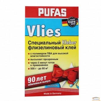 Изображение Клей для обоев Специальный Флизелиновый  500 г Pufas euro 3000