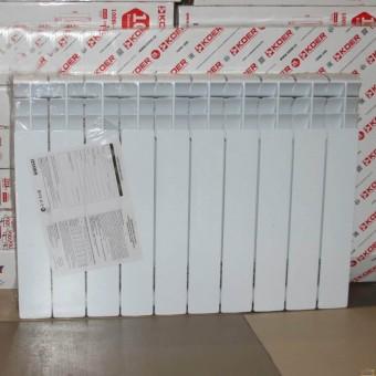 Изображение Радиатор биметаллический KOER 500*120 10cекций