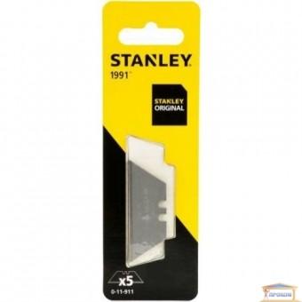 Изображение Лезвия для ножей трапеция STANLEY 0-11-911