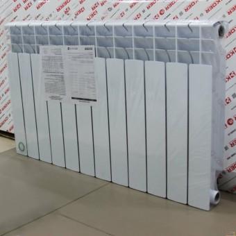Изображение Радиатор биметаллический KOER 500*100 12 cекций