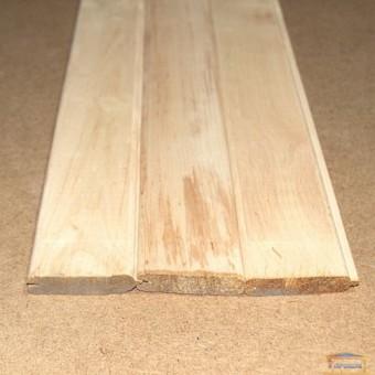 Изображение Вагонка дерево ольха двухстор. 2,5м *0,065м  высш.сорт