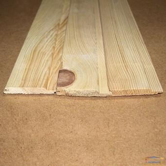 Изображение Вагонка дерево сосна 2,2м*0,085м