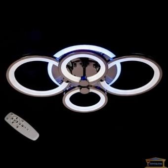 Изображение Люстра светодиодная 8832/4 COF (BL+YL) 88 W+20 W