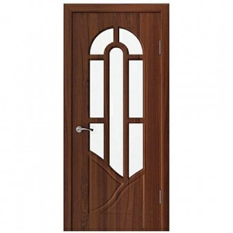 Изображение Дверь Гармония Аркадия 800 орех шоколадный