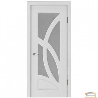 Изображение Дверь Гармония Лилия 800 скол дуба белого