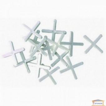 Изображение Крестики для плитки 3.0мм  VOREL 04630