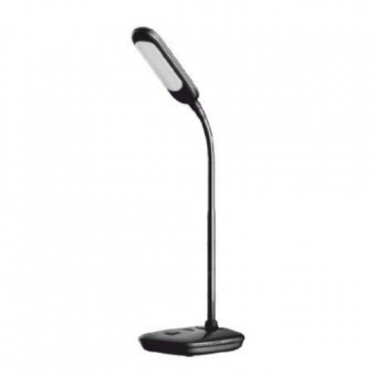 Изображение Лампа настольная RH LED BEND 6Wчорна 245172