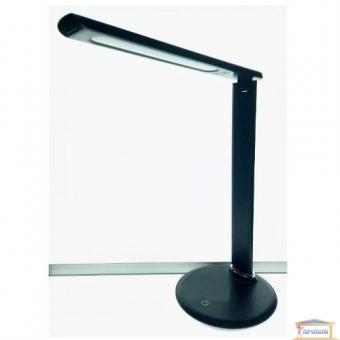 Изображение Лампа настольная RH LED SUNLIGHT 10W чорная 245242
