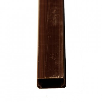 Изображение Короб 25*16 мм длина 2000мм темн.коричневый