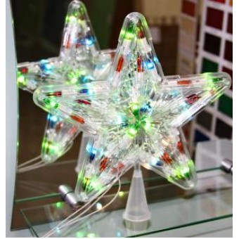 Изображение Звезда на елку 30 ламп