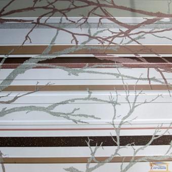 Изображение ПВХ панель Фон Ветка кремовая  957*480мм