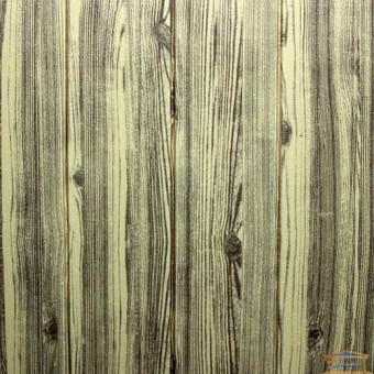 Изображение Панель стеновая 3D 700*700*6мм Дерево золотое