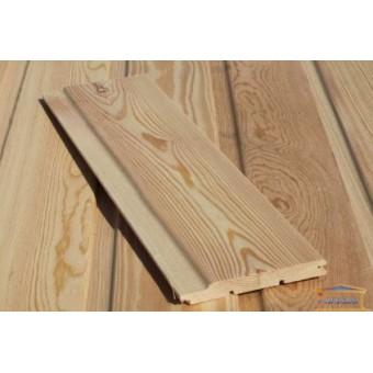 Изображение Вагонка деревянная сосна 1,5м*0,076м