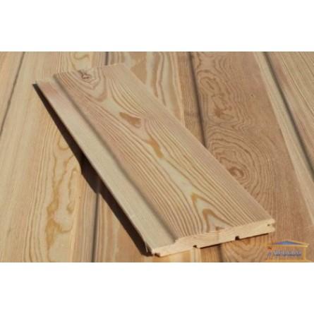 Изображение Вагонка дерево ольхо 3*0,076м - изображение 1