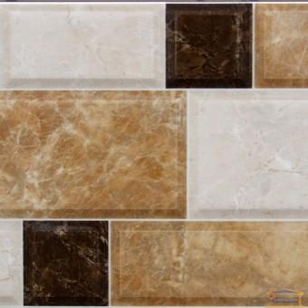 Изображение Плитка Грани 23*35 св.коричневый