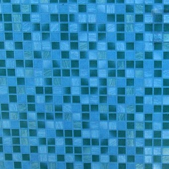 Изображение Плитка Квадро 42*42 голубая