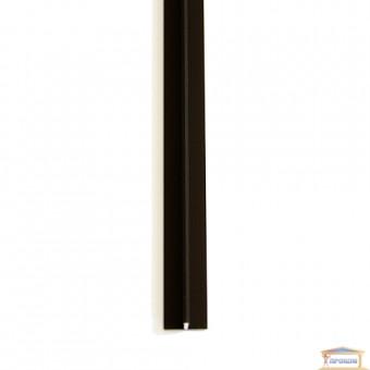 Изображение Профиль Т-образный алюм.для плитки бронза 2,7 м