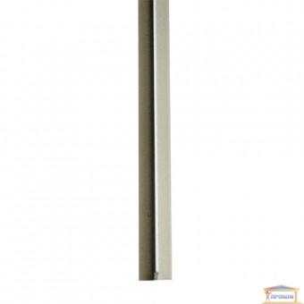 Изображение Профиль Т-образный алюм.для плитки серебро 2,7 м