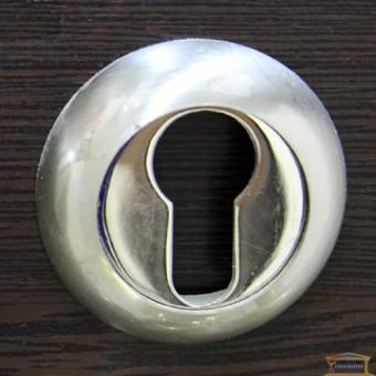 Изображение Накладка ключ-ключ Manera Hole PZ-S SN матовый никель