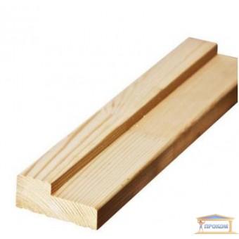 Изображение Порог деревянный 160