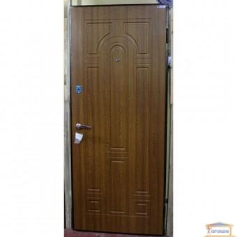 Изображение Двери входные Премиум М 110 860 VIN зол дуб правая