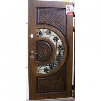 Изображение Дверь метал. Комфорт Адамант 960 NEW VIN з.дуб пат прав ков