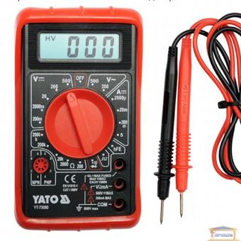 Изображение Индикатор напряжения цифровой YT-73080