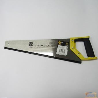 Изображение Ножовка по дереву VOREL пластм. ручка 450мм 28381