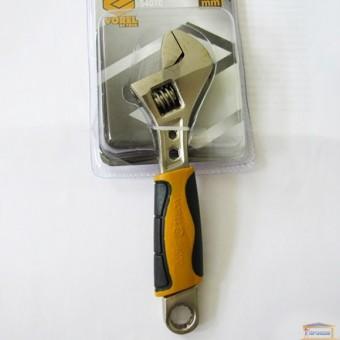 Изображение Ключ разводной 200мм VOREL 54066