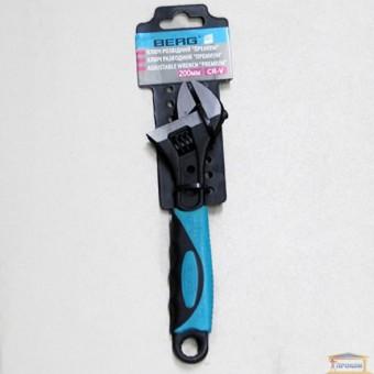 Изображение Ключ разводной Премиум 200мм 49-241