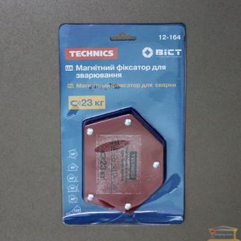 Изображение Магнитный фиксатор для сварки Трапеция 90*120мм 12-164