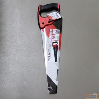 """Изображение Ножовка по дереву 7с/1"""" с тефлоновым покр 400мм YT-3106"""