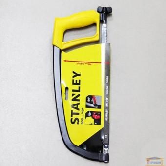 Изображение Ножовка по металлу STANLEY плас.ручк 300 мм 1-15-122