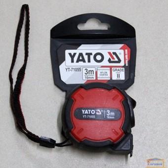 Изображение Рулетка YATO 16мм, 3м  YT-71055