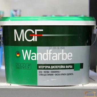 Изображение Краска водоэмульсионная матовая  М-1а  MGF 5 л