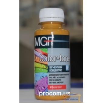 Изображение Колорекс 3 Жёлто-коричневый MGF 100 мл