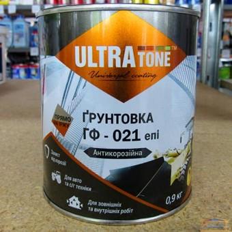 Изображение Грунт ГФ-021 ULTRA TONE 0,9кг красно-коричневый