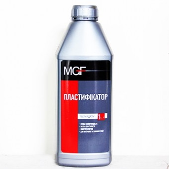 Изображение Пластификатор теплый пол MGF 1л