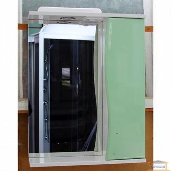 Изображение Зеркало 55 салатовое правое Z-1