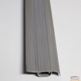 Изображение Плинтус Тис 70 Серебро 2,5 м