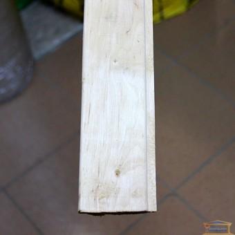 Изображение Вагонка дерево ольха двухстор. 2м *0,065м