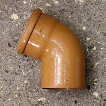 Изображение Колено 110/67 (канализация) наружная