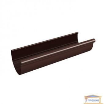 Изображение Желоб 90 коричневый (3м)