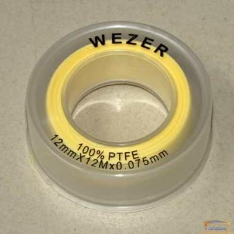 Изображение Фум-лента WEZER 12*0,1*12 (газ)
