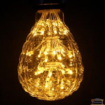 Изображение Лампа дизайнерская LED D80-SSB-HTD*140 3w