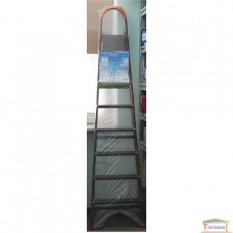 Изображение Лестница стремянка на  7 ступеней плоскоов. профиль 70-137