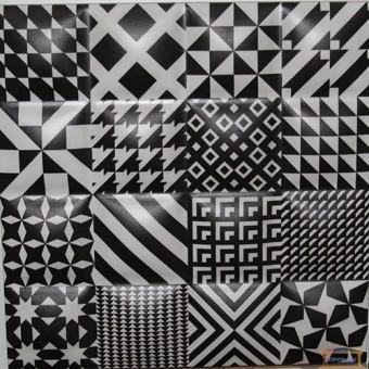 Изображение Декор Фристайл 20*20.29 5 черно-бел.объем
