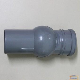 Изображение Колено 110 регулироемое/шаровое