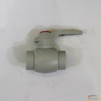 Изображение Кран шаровый 25 для горячей воды латунь КОЕР