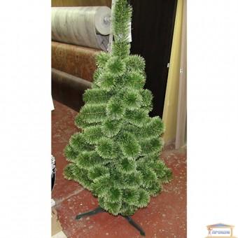 Изображение Сосна новогодн.1,2м пушистая+гирлянда подарок